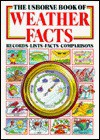 The Usborne Book of Weather Facts - Anita Ganeri