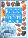 Rocks and Minerals Sticker Book (Spotter's Guide Sticker Books Series) - Alan Woolley, Lisa Miles, Guy Smith, Ian Jackson, Mike Freeman, Karen Webb, Fiona Johnson