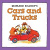 Richard Scarry's Cars and Trucks (Board Book) - Richard Scarry