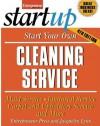 Start Your Own Cleaning Service - Jacquelyn Lynn, Entrepreneur Magazine