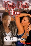 Heat, Hunt, Hope (Winged Warriors #2) - N.D. Jones