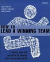 How to Lead a Winning Team (Institute of Management) - Steve Morris, Graham Willcocks, Eddy Knasel