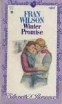 Winter Promise (Silhouette Romance, #237) - Fran Wilson
