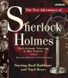 The Unfortunate Tobacconist & Other Mysteries (Sherlock Holmes 1-6) - Anthony Boucher, Denis Green