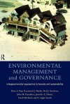 Environmental Management and Governance: Intergovernmental Approaches to Hazards and Sustainability - Peter J. May