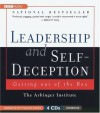 By Arbinger Institute: Leadership And Self-Deception: Getting Out Of The Box [Audiobook] - Arbinger Institute