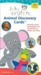 Baby Einstein: Animal Discovery Cards : Beautiful Nature Photographs and Animal Facts to Delight Your Baby - Julie Aigner-Clark