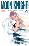 Moon Knight (2016-) #4 - Greg Smallwood, Jeff Lemire