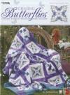 Chasing Butterflies: Cross Stitch Blocks for Quilts - Barbara Baatz