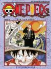 """One Piece. Tom 04 - Sierp Księżyca - Eiichiro Oda, Paweł """"Rep"""" Dybała"""