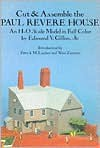 Cut & Assemble Paul Revere House - Edmund V. Gillon