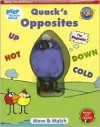 Quack's Opposites [With Magnetic Peep] - Laura Gates Galvin