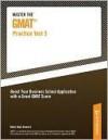 Master the GMAT--Practice Test 3 - Mark Alan Stewart