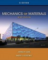 Mechanics of Materials, Brief Si Edition - James M. Gere, Barry J. Goodno