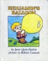 Benjamin's balloon - Janet Quin-Harkin