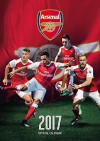Arsenal Official 2017 Calendar (Calendar 2017) - Danilo