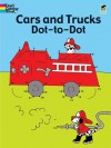 Cars and Trucks Dot-to-Dot - Barbara Soloff Levy