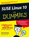 Suse Linux 10 for Dummies [With CD ROM] - Nabajyoti Barkakati