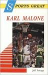 Sports Great Karl Malone (Sports Great Books) - Jeff Savage