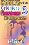 Hanjie Griddlers Nonograms: 100 picture puzzles: 3 - djape