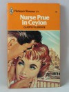 Nurse Prue in Ceylon - Gladys Fullbrook