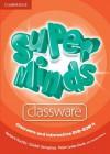 Super Minds Level 4 Classware and Interactive DVD-ROM - Herbert Puchta, Günter Gerngross, Peter Lewis-Jones