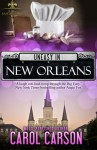 Uneasy in New Orleans (A Big Easy Mystery) (Volume 1) - Carol Carson