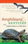 Amphibians and Reptiles of the Carolinas and Virginia, 2nd Ed - William M. Palmer, Alvin L. Braswell, Joseph C. Mitchell, Julian R. Harrison III