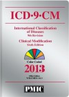 ICD-9-CM 2013 Office Edition, Perfect Bound with Free ICD-9 & ICD-10 e-Books - Pmic