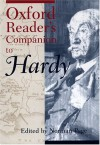 The Oxford Reader's Companion to Hardy - Norman Page