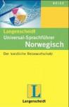 Langenscheidts Universal-Sprachführer, Norwegisch - Langenscheidt