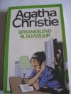Sprankelend blauwzuur - Agatha Christie