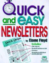 Quick And Easy Newsletters - Elaine Floyd