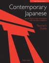 Contemporary Japanese: An Introductory Textbook For College Students Teacher's Guide - Eriko Sato