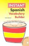 Instant Spanish Vocabulary Builder - Hippocrene Books