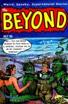 The Beyond, Number 21, Red Shadow of Abaddon - Ace Comics, Sy Grudko, Dick Beck, Lou Cameron, Jim McLaughlin, Yojimbo Press LLC
