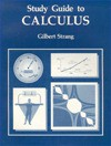Study Guide To Calculus - Gilbert Strang