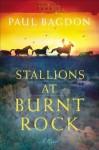 Stallions at Burnt Rock (West Texas Sunrise #1) - Paul Bagdon