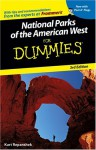 National Parks of the American West for Dummies [With Post-It Flags] - Kurt Repanshek