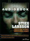 Mężczyźni, którzy nienawidzą kobiet. Książka audio 2 CD MP3 - Stieg Larsson