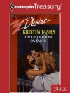 The Last Groom On Earth - Kristin James