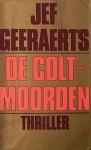 De coltmoorden - Jef Geeraerts