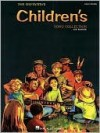 The Definitive Children's Song Collection - Hal Leonard Publishing Company