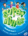 Super Minds Level 1 Student's Book with DVD-ROM - Herbert Puchta, Günter Gerngross, Peter Lewis-Jones