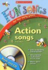 Action Songs (Fun Songs for the Early Years) - Linda Mort