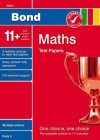 Bond 11+ Test Papers Maths: Pack 2: Multiple Choice - Sarah Lindsay