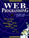 Web Programming [With Contains Thousands of Lines of Code & Graphics...] - Kris Jamsa, Suleiman Lalani