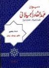 ديوان عبد القادر الجيلاني - عبد القادر الجيلاني, يوسف زيدان