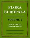 Flora Europaea (5 Volume Set & Cd Rom) - Thomas Gaskell Tutin, Feec