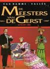 Margrit, 1886 (De meesters van de gerst, #2) - Francis Vallès, Jean Van Hamme